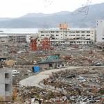 Shizugawa, après le tsunami