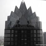 La tour Novotel. 60 Minutes a rendu cette image célèbre
